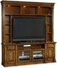 Hooker Furniture - Tynecastle Entertainment Console with Hutch - 5323-55484_55584