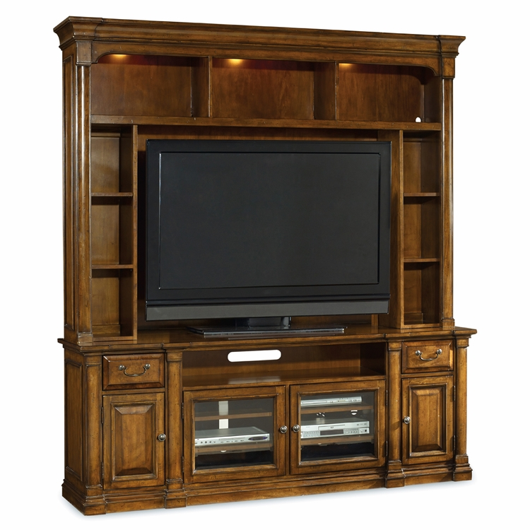 Hooker Furniture - Tynecastle Two Piece Entertainment Group - 5323-55202