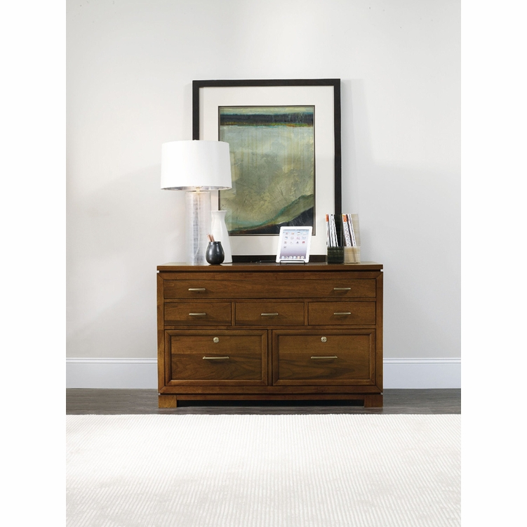 Hooker Furniture - Viewpoint Computer Credenza - 5328-10434