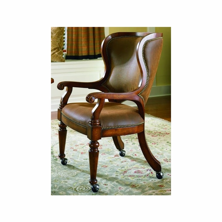 Furniture Waverly Place Tall Back Castered Chair 366 75 500
