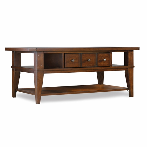 Hooker Furniture - Wendover Rectangle Cocktail Table - 1037-81110