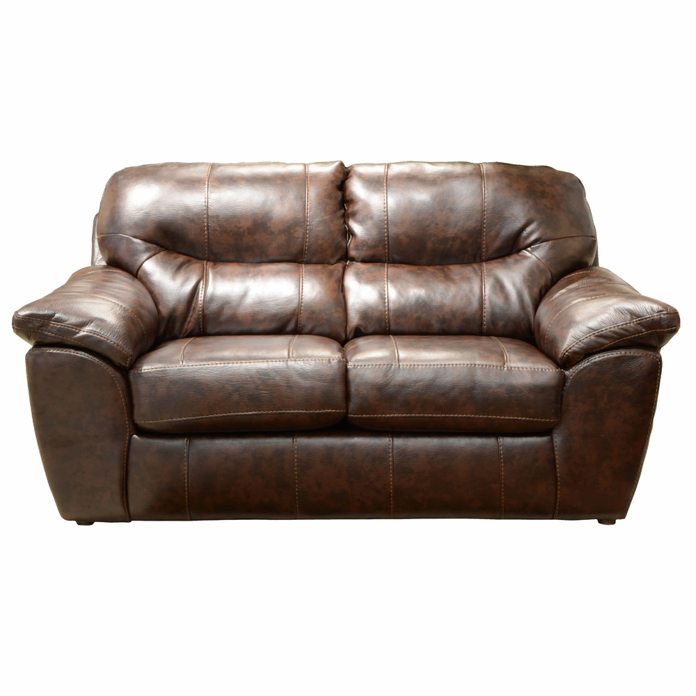 Jackson Furniture Brantley Java Loveseat 4430 02