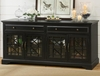 "Jofran - Craftsman Antique Black 70"" Media Unit - 275-9"