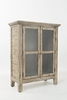 "Jofran - Rustic Shores watch Hill weathered Grey 32"" Accent Cabinet - 1620-32"