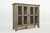 "Jofran - Rustic Shores watch Hill weathered Grey 48"" Accent Cabinet - 1620-48"