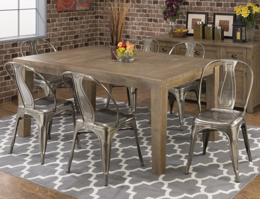 Jofran Slater Mill Rectangle Dining Table 941 72