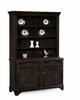 Jonathan Charles Fine Furniture - Casually Country Dark Ale China Cabinet - 491070-PDA