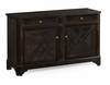 Jonathan Charles Fine Furniture - Casually Country Dark Ale Sideboard - 491128-PDA
