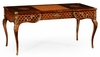 Jonathan Charles Fine Furniture - Regency Mahogany Bureau with Fine Mop and Marquetry inlay - 499353-BMA