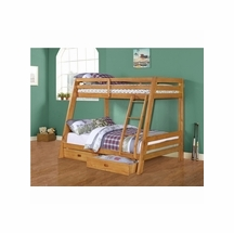 Kids Bunk Beds by Monarch