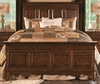 Kincaid Furniture - Cherry Park Panel Bed King - 63-136PV