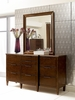 Kincaid Furniture - Elise Bristow Dresser and Mirror - 77-160_114