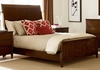 Kincaid Furniture - Elise Caris Sleigh Bed Queen - 77-135P