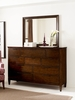 Kincaid Furniture - Elise Luccia Bureau and Mirror - 77-161_118