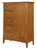 Kincaid Furniture - Gatherings Lancaster Door Chest - 44-1111