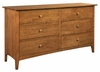 Kincaid Furniture - Gatherings Latham Dresser - 44-0911
