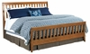 Kincaid Furniture - Gatherings Slat Bed - Queen - 44-2710p