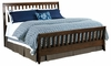 Kincaid Furniture - Gatherings Slat Bed - Queen - 44-2730p