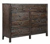 Kincaid Furniture - Montreat Black Mountain Bureau - 84-161V