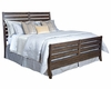Kincaid Furniture - Montreat Rake Bed - King - 84-152PV