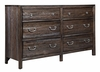 Kincaid Furniture - Montreat Saxony Dresser - 84-160V