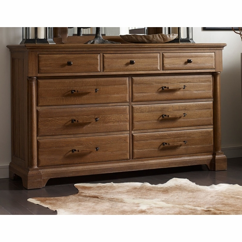 Kincaid Furniture - Stone Ridge Drawer Dresser - 72-160