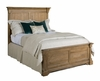 Kincaid Furniture - Stone Ridge Panel Bed Queen Package - 72-130P