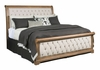 Kincaid Furniture - Stone Ridge Sleigh Bed Queen Package - 72-150P