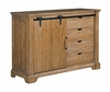 Kincaid Furniture - Stone Ridge Sliding Door Media Chest - 72-161