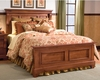 Kincaid Furniture - Tuscano Panel Bed King - 96-132PV