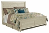 Kincaid Furniture - Weatherford Cornsilk Shelter Bed Queen - 75-130P