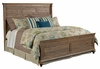 Kincaid Furniture - Weatherford Heather Shelter Bed Queen - 76-130P