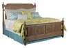 Kincaid Furniture - Weatherford Heather Westland Bed King - 76-136P