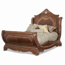 King Sleigh Beds by AICO
