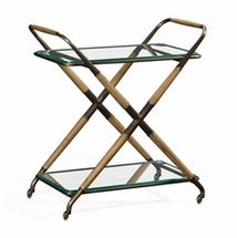 Kitchen Carts by Jonathan Charles Fine Furniture
