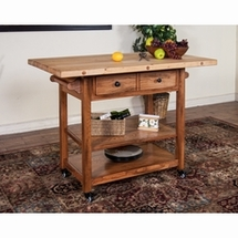 Kitchen Carts by Sunny Designs