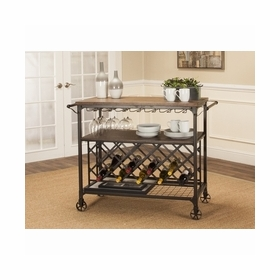 Kitchen Carts by Sunset Trading