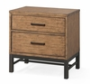Klaussner - Affinity Nightstand In Brown - 12013370971