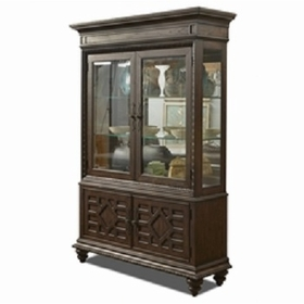 Klaussner Furniture Curio Cabinets