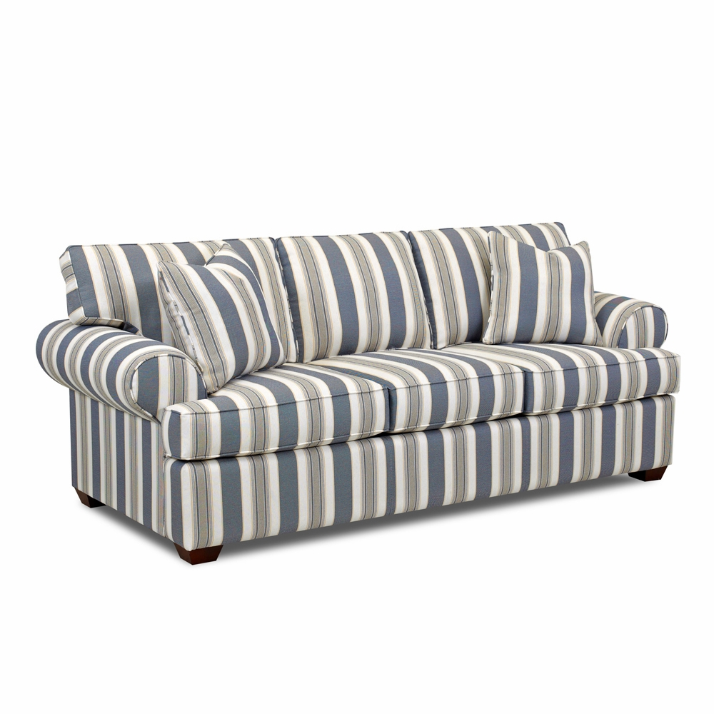 Klaussner Lady Sofa In Cayman Breeze 12013199381