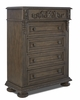 Klaussner - Versailles Drawer Chest In Brown - 12013367704