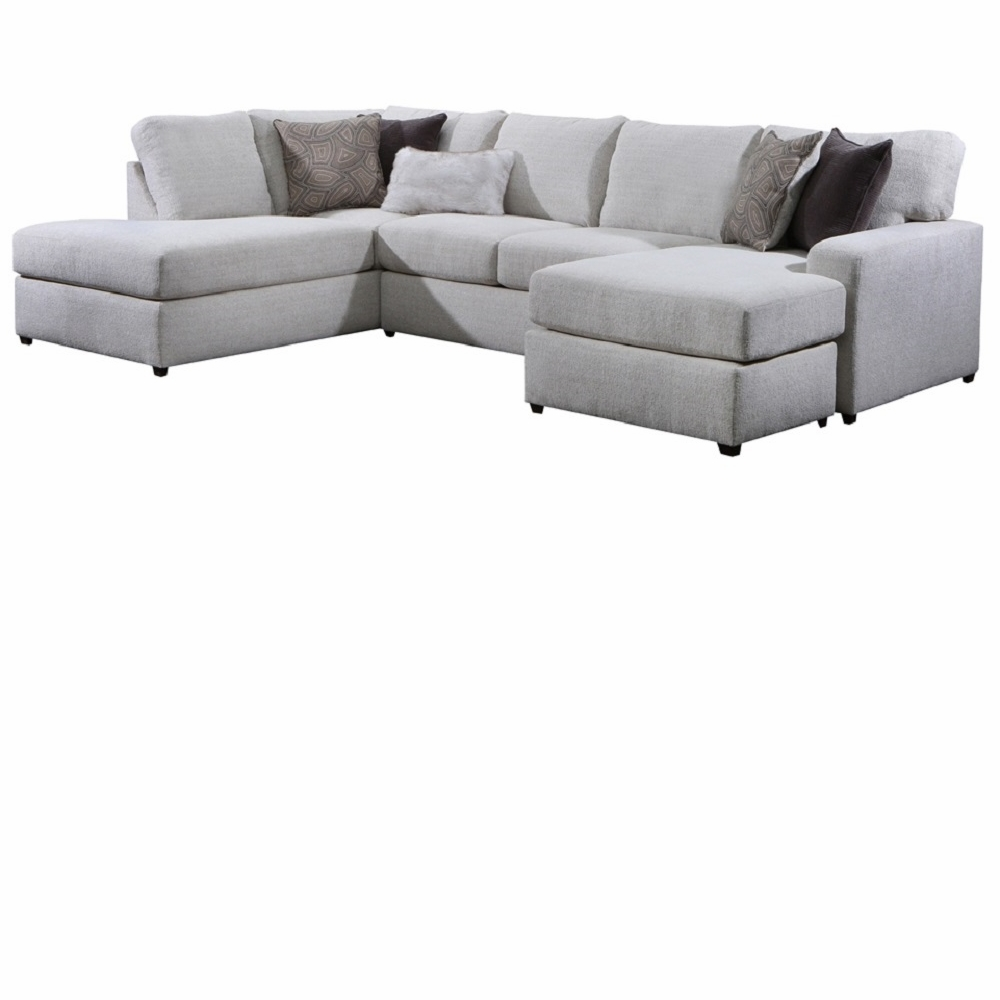 Lane Furniture - Amplify Beige 2-Pc Sectional