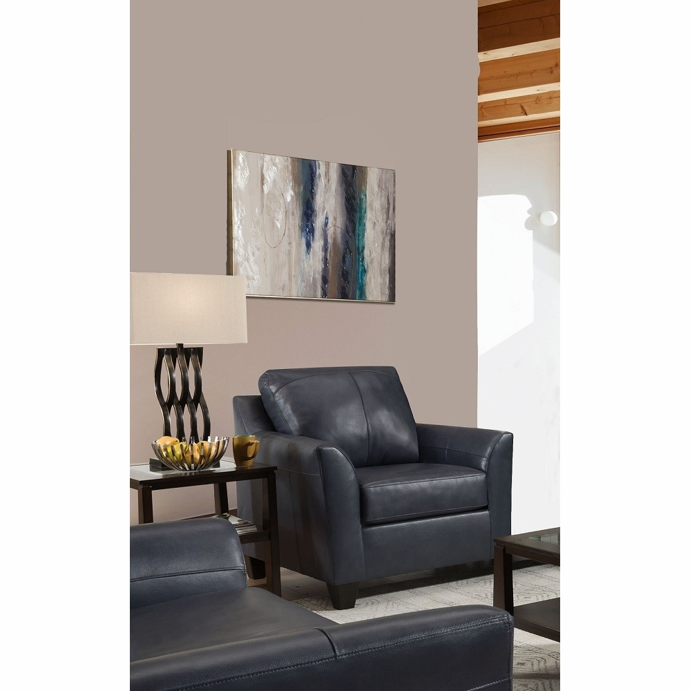 2029 Lane Accent Chair: Soft Touch Shale Chair