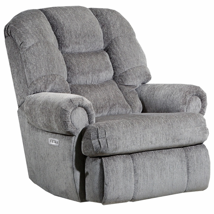 Lane Furniture Torino Ash Power Rocker Recliner 4501p 19