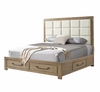 Lane Furniture - Urban Swag Queen Storage Bed - 1054-Q-Bed