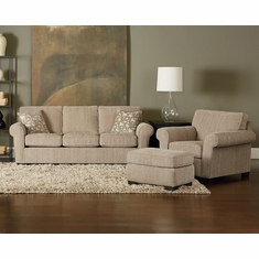 Lane Sam Queen Size Sleeper Sofa 735 35