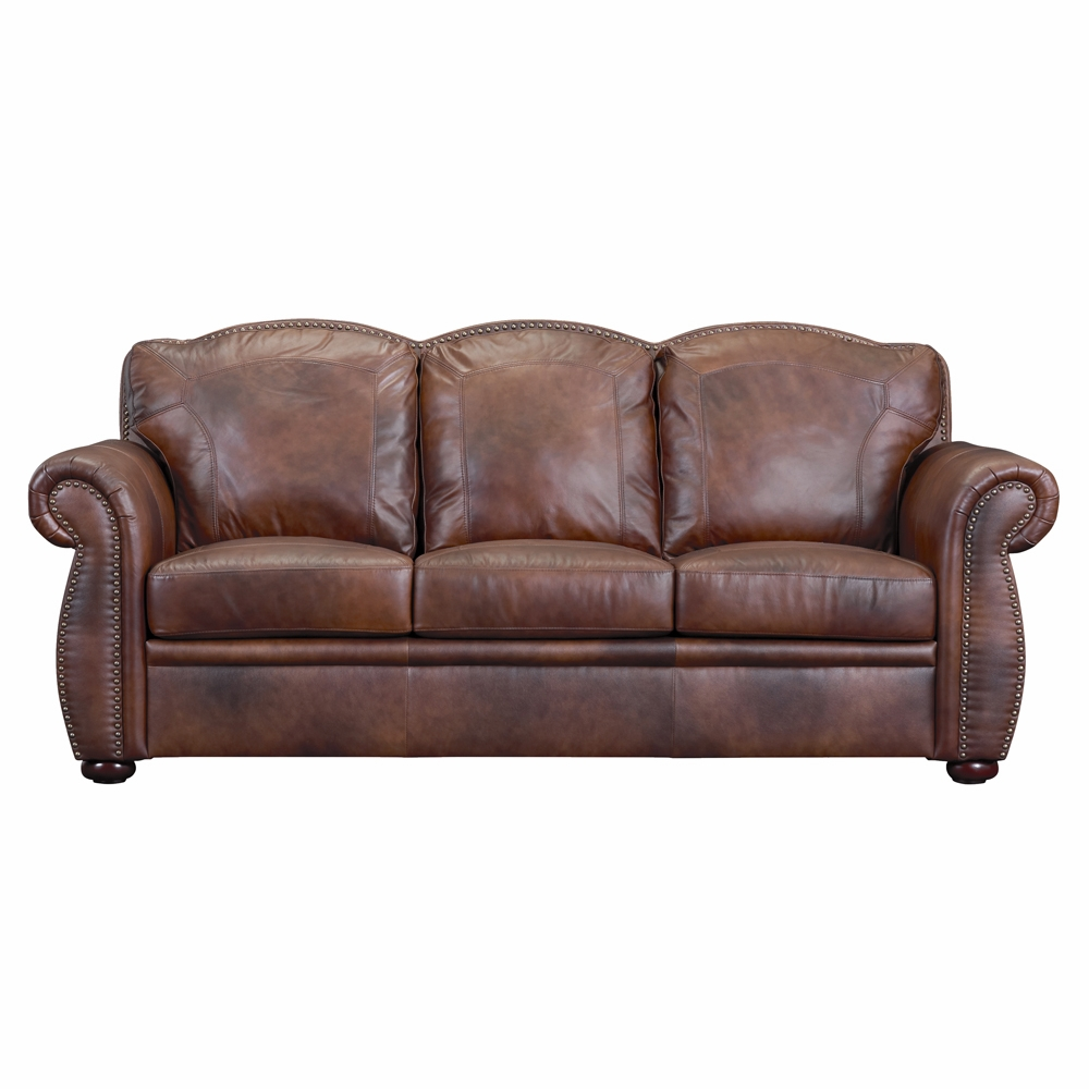 Leather Italia Usa - 6110 Arizona Sofa 04234 Marco - 1444-6110-0304234