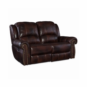 Leather Loveseats by Hooker Furniture