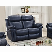 Leather Loveseats by Leather Italia Usa