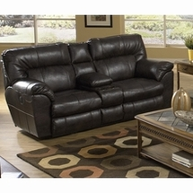 Leather Reclining Loveseats